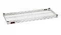 "Eagle Group 3036C 30"" x 36"" chrome wire shelf."