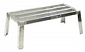 "Eagle Group NDR182412-A 18"" x 24"" x 12"" nesting dunnage rack. 3200 lb. weight ca"