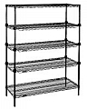 "A2436C 24"" x 36"" chrome, Add-A-Shelf adjustable wire shelf."