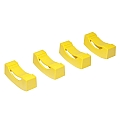 Ernst 964-Yellow Jack Stand Covers - 4 Pack