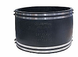 """Fernco 1001-1818 Flexible Coupling, 18""""x18"""", Clay to Clay, Sold 1/Each"""