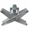 "101-1310 Centering Carriage, Adjustable, For 5"" To 12"" ID Pipe"