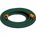 "1-1/4"" Blast Hose Assembly, Green, 25 Feet, Nylon Fittings"