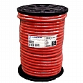 "112-0014 Hose, Air, Red, Nominal 1/4"" ID X 35/64"" OD, WP 200 PSI, Sold Per Foot"