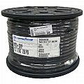 "112-4460 Hose, Air, Insta-Grip, Black, Nominal 3/8"" ID, WP 300PSI, Price Per Foot, Reel Size 500', Sold In 10' Increments Only"