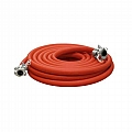 "10-034RED-050-1 3/4"" Air Hose Assembly (Red) W/Couplings, 50 Feet"