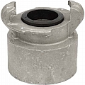 "1MV-70 Threaded Coupling, Std NPS, Aluminum, 2"", (Sb-5/P-32), 150 PSI Max"