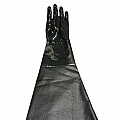 "222-0800 Glove, Smooth Neoprene, Black, 10"" Dia X 30"", Cube Machine, Right"