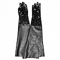 "Glove, Smooth Neoprene, Black, 9"" Dia X 24"", Pair"