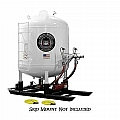 Forecast 20F888002203812PB Vessel, 120 Cu. Ft. (3398 Liters), 150 PSI (10.3 Bar), SPH,Pneumatic B