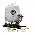 Forecast 20F888002403812PB Vessel, 120 Cu. Ft. (3398 Liters), 150 PSI (10.3 Bar), SPH,Pneumatic B
