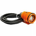 Blast Light Complete, 12V, Halogen, 20W, 10' Cord