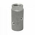 "Nozzle Holder, Aluminum, 1/2"", 150 PSI Max"