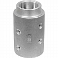 "Nozzle Holder, Aluminum, 1-1/4"", 150 PSI Max"