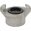 "Threaded Quick Coupling, Aluminum, 1-1/4"", 150 PSI Max"