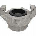 "Threaded Quick Coupling, Aluminum, 1-1/2"", Full Port, 150 PSI Max"