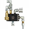 Control Valve Kit, Pneumatic (Normally Closed), W/ Fittings