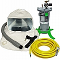 RPB 507101-PCF T100 Respirator Package W/ Constant Flow Valve, Airline Filter & 50' Breathing Air Supply Hose