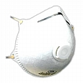 RPB HY8812 Valved Particulate Respirator, 10 Pack, NIOSH Approved N95