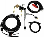 Conversion Kit Pneumatic To Electric 12VDC, Small Blaster Pressure Release System