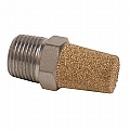 "Muffler-Filter For 1/2"" Pipe String"