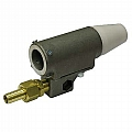 "Gun, Automatic Suction, 7/16"" Tungsten Nozzle, W/Nylon Adaptor, W 7/32"" Air Jet"