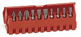 GearWrench 890010GD 10PC BIT SET IN HOLDER