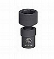 "GearWrench 84367 3/8"" Drive Universal Impact Socket, 21MM"