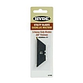 "Hyde 42100 Utility Knife Blades (5), 025"" Thickness"