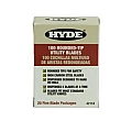 Hyde 42118 Rounded Tip Utility Knife Blades (100)