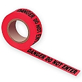 "Ivy Classic 14006 3"" x 300' Danger Do No Enter Tape"