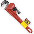 "Ivy Classic 19018 18"" Steel Pipe Wrench"