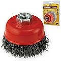 "Ivy Classic 39041 3"" Crimped Wire Cup Brush"