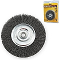 "Ivy Classic 39050 3"" Crimped Wire Wheel Brush - Course"