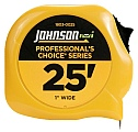 "Johnson Level 1803-0025 25' x 1"" Professional's"