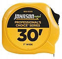 "Johnson Level 1803-0030 30' x 1"" Professional's"