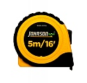 Johnson Level 1828-0016 5m/16ft Tape Measure