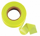 Johnson Level 3301-L Flagging Tape Glo Lime