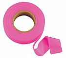 Johnson Level 3301-P Flagging Tape Glo Pink