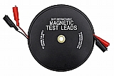 Kastar 1138 Magnetic Retractable Test Leads - 2 Leads x 30-ft.