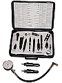 STAR TU-15-70 Diesel Compression Test Set With Tester and Adapters