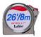 "Lufkin 2048CME 25mm (1"") x 8m (26') Series 2000 Power Return Tape"