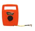 "Lufkin 703D 1/2"" x 50' Engineer's Hi-Viz Orange Linear Fiberglass Tape"
