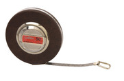 "Lufkin C213CX 3/8"" x 600"" Anchor Chrome Clad Tape"