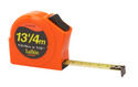 "Lufkin HV1024CME 13mm (1/2"") x 4m (13') Hi-Viz Orange Series 1000 Power Tape"