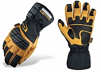 Mechanix Wear MCW-PP-011 Cold Weather Polar Pro Gloves, Black, Pr, X-Large