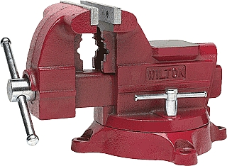 "Wilton WIL11127 Utility Vise 5-1/2"" Jaw with Swivel Base at Sears.com"