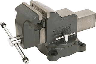 "Wilton WIL63302 Shop Vise 6"" with Svivel Base at Sears.com"