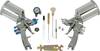 Devilbiss DEV802343 StartingLine HVLP Spray Gun Kit at Sears.com