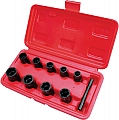 "Astro Pneumatic APT7409 9 Pc. 3/8"" Drive Twist Socket Damaged Fastener Removal Set"